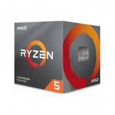 AMD Ryzen 5 3600XT Hex Core CPU with SMT, Unlocked Multiplier, Socket AM4, 3.8GHz (4.5GHz Boost)