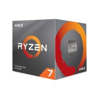 AMD Ryzen 7 3800X Octa Core CPU with SMT, Unlocked Multiplier, Socket AM4, 3.9GHz (4.5GHz Boost) - 10-14 Days Delivery