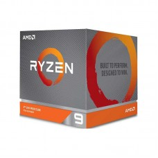 AMD Ryzen 9 3900X 12 Core CPU with SMT, Unlocked Multiplier, Socket AM4, 3.8GHz (4.6GHz Boost)