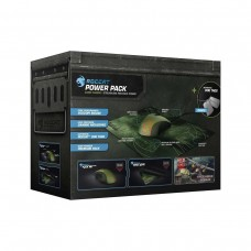 ROCCAT Military Bundle Kone Pure Military Gaming Mouse and Sense Mousepad — Camo Charge