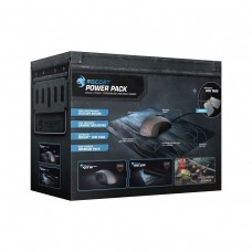 ROCCAT Military Bundle Kone Pure Military Gaming Mouse and Sense Mousepad — Naval Storm