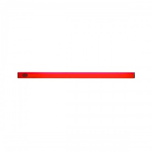 Cooler Master Universal Single Color LED Strip with Magnetic Mounting — Red