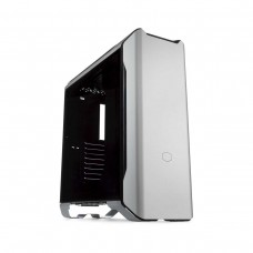 Cooler Master MasterCase SL600M Mid Tower ATX Case — Black and Silver