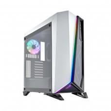 Corsair Carbide SPEC-OMEGA RGB Mid-Tower Gaming Case — White