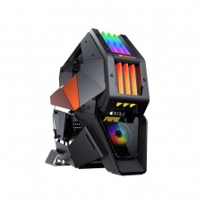 COUGAR CONQUER 2 Tempered Glass RGB Full Tower ATX Case — Black