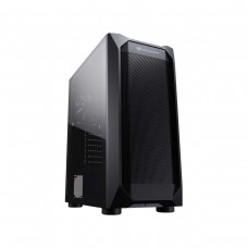 COUGAR MX410 Mesh-G Tempered Glass Mid Tower ATX Case — Black
