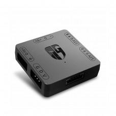 Deepcool RGB Convertor, 5V ARGB Device to 12V RGB Motherboard Transfer Hub