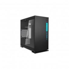 InWin 301C RGB Mini Tower Micro ATX Case — Black
