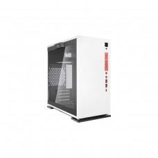 InWin 301C RGB Mini Tower Micro ATX Case — White