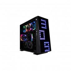 InWin 309 Mid Tower ATX Case — Black