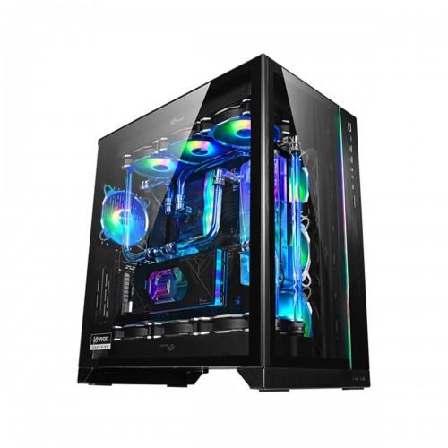 Lian Li PC-O11 Dynamic XL ROG Certified Mid Tower ATX Case — Black