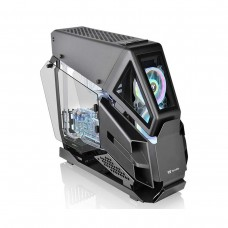 Thermaltake AH T600 Tempered Glass Full Tower E-ATX Case — Black
