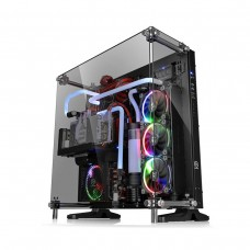 Thermaltake Core P5 Tempered Glass Edition Open Air Mid Tower ATX Case — Black