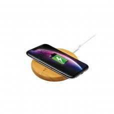 j5 Create JUPW1101W Mightwave Qi 10w Wireless Charger - Wood