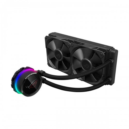 ASUS ROG Ryuo 240 RGB AIO Liquid Cooler with OLED Display, 240mm
