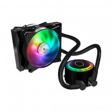 Cooler Master MasterLiquid ML120R RGB AIO Liquid Cooler, 120mm