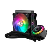 Cooler Master MasterLiquid ML120RS RGB AIO Liquid Cooler, 120mm
