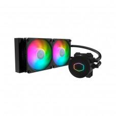 Cooler Master MasterLiquid ML240L V2 ARGB AIO Liquid Cooler, 240mm