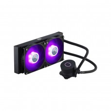 Cooler Master MasterLiquid ML240L V2 RGB AIO Liquid Cooler, 240mm