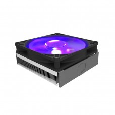 Cooler Master MasterAir G200P RGB CPU Heatsink and Fan, Low Profile with 92mm Fan