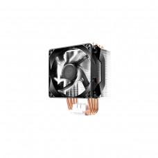 Cooler Master Hyper H411R White LED CPU Heatsink and Fan, 92mm