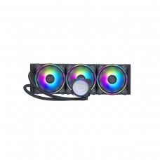 Cooler Master MasterLiquid ML360 Illusion ARGB AIO Liquid Cooler, 360mm