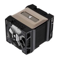 Corsair A500 Dual Fan CPU Heatsink and Fan, 120mm