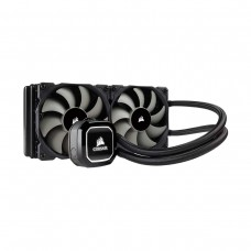 Corsair Hydro H100x High Performance AIO Liquid Cooler, 240mm