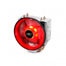 DEEPCOOL GAMMAXX 300 R LED CPU Heatsink and Fan, 120mm