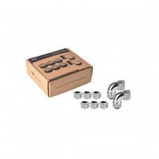 Thermaltake Pacific M-Pro G1/4 PETG 16mm Fitting Kit 12/16mm - Chrome