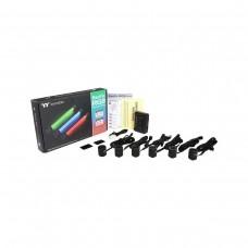 Thermaltake Pacific RGB LED G1/4 Thread 12/16mm PETG Tube Fitting Kit
