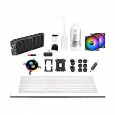 Thermaltake Pacific C240 DDC Hard Tube RGB Water Cooling Kit with 240mm Radiator