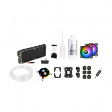 Thermaltake Pacific C240 DDC Soft Tube RGB Water Cooling Kit with 240mm Radiator