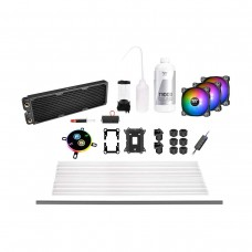 Thermaltake Pacific C360 DDC Hard Tube RGB Water Cooling Kit with 360mm Radiator