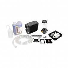 Thermaltake Pacific RL120 Soft Tube Water Cooling Kit with 120mm Radiator