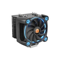 Thermaltake Riing Silent 12 Pro Blue LED CPU Heatsink and Fan, 120mm