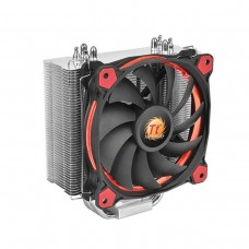 Thermaltake Riing Silent 12 Red LED CPU Heatsink and Fan, 120mm