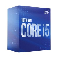 Intel Core i5-10400F Hex Core CPU with HyperThreading, No Integrated Graphics, LGA1200, 2.9GHz (4.3GHz Turbo)