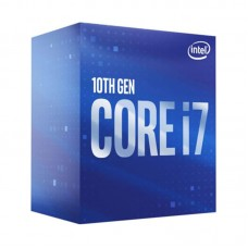 Intel Core i7-10700 Octa Core CPU with HyperThreading, LGA1200, 2.9GHz (4.8GHz Turbo)