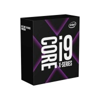 Intel Core i9-9900X 10 Core CPU with HyperThreading, No Cooler, Unlocked Multiplier, No Integrated Graphics, LGA2066, 3.5GHz (4.5GHz Turbo)