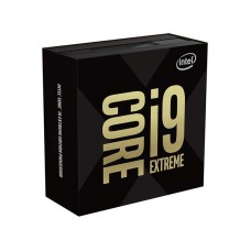 Intel Core i9-9980XE 18 Core CPU with HyperThreading, No Cooler, Unlocked Multiplier, No Integrated Graphics, LGA2066, 3.0GHz (4.4GHz Turbo)