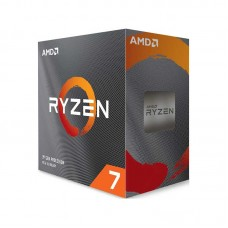 AMD Ryzen 7 3800XT Octa Core CPU with SMT, No Cooler, Unlocked Multiplier, Socket AM4, 3.9GHz (4.7GHz Boost)