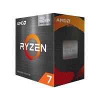 AMD Ryzen 7 5700G Octa Core CPU with SMT, Unlocked Multiplier, Integrated Radeon Graphics, Socket AM4, 3.8GHz (4.6GHz Boost) Including Warzone G-Series Pack