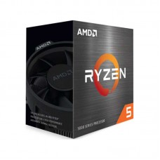 AMD Ryzen 5 5600X Hex Core CPU with SMT, Unlocked Multiplier, Socket AM4, 3.7GHz (4.6GHz Boost)