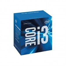 Intel Core i3-6100 Dual Core CPU with HyperThreading, LGA1151, 3.7GHz, Tray CPU with Cooler, 1 Year Warranty
