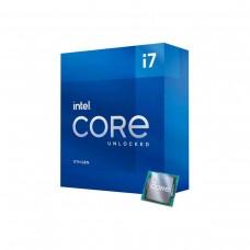 Intel Core i7-11700 Octa Core CPU with HyperThreading, LGA1200, 2.5GHz (4.9GHz Turbo)