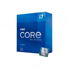 Intel Core i7-11700KF Octa Core CPU with HyperThreading, No Cooler, Unlocked Multiplier, No Integrated Graphics, LGA1200, 3.6GHz (5.0GHz Turbo)