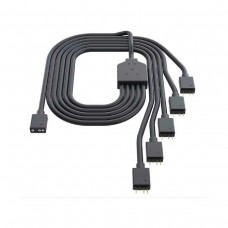 Cooler Master Addressable RGB 1-to-5 Splitter Cable