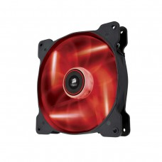 Corsair Air Series AF140 LED Quiet Edition High Airflow 140mm Fan — Red
