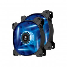 Corsair Air Series SP120 High Static Pressure 120mm Fan, Twin Pack - Blue